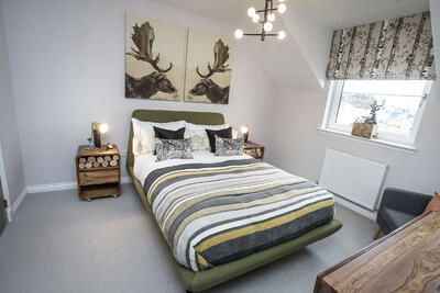 The Tewel at Countesswells - Bedroom 1